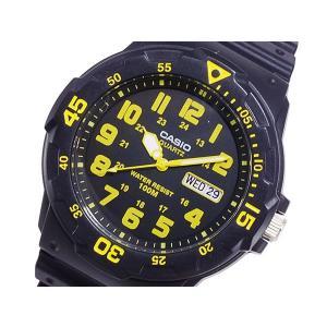 カシオ CASIO ダイバールック メンズ 腕時計 MRW-200H-9B ポイント10倍