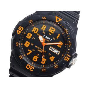 カシオ CASIO ダイバールック メンズ 腕時計 MRW-200H-4B ポイント10倍