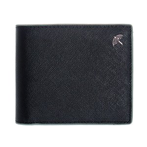 アーノルドパーマー ARNOLD PALMER 二つ折り 短財布 4AP3039-BK ブラック|rcmdse
