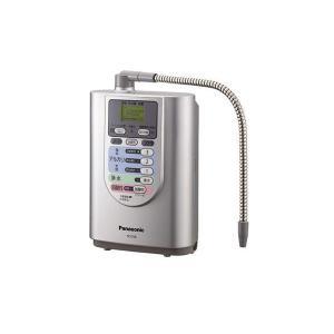 パナソニック PANASONIC アルカリイオン 整水器 浄水器 TK7208P-S クリスタルシルバー ポイント10倍