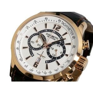 ZANOBETTI ザノベッティ クロノグラフ 腕時計 Z101PBRSI|rcmdse