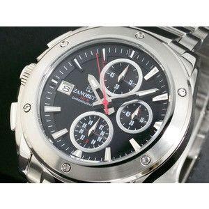 ZANOBETTI ザノベッティ 腕時計 レフトハンド Z904SSBK|rcmdse