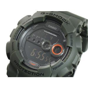 カシオ Gショック CASIO 腕時計 高輝度LED GD100MS-3 rcmdse