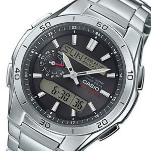 カシオ 誕生日 お祝い ウェーブセプター メンズ 電波 腕時計 WVA-M650D-1AJF ブラック 国内正規 人気上昇中