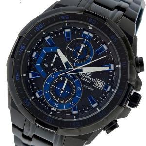 カシオ CASIO エディフィス EDIFICE クロノ 往復送料無料 クオーツ 全品送料無料 時計 腕時計 メンズ ブラック EFR-539BK-1A2V 代引不可