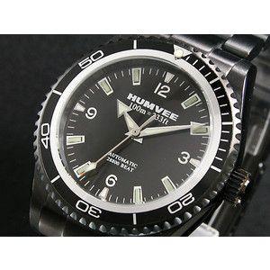 ハンヴィー HUMVEE 腕時計 スーパーカプセルライト H003-BK|rcmdse