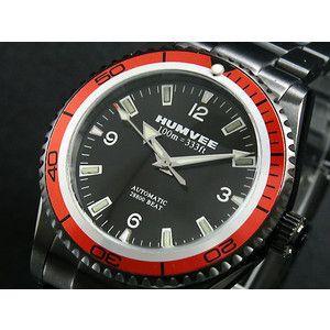 ハンヴィー HUMVEE 腕時計 スーパーカプセルライト H003-OR|rcmdse