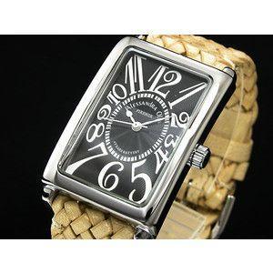 アレッサンドラ オーラ 腕時計 メンズ AO-4500F-GPBK|rcmdse