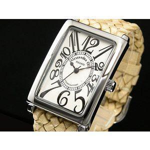 アレッサンドラ オーラ 腕時計 メンズ AO-4500F-GPWH|rcmdse