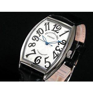 アレッサンドラ オーラ 腕時計 メンズ AO-4550-1|rcmdse