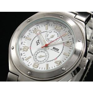 MUSK ムスク 腕時計 メンズ MMT-023-03|rcmdse
