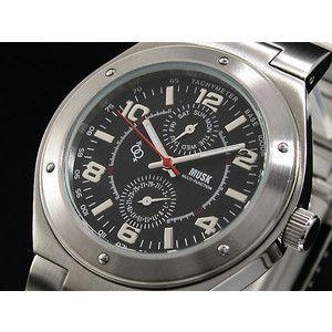 MUSK ムスク 腕時計 メンズ MMT-023-05|rcmdse