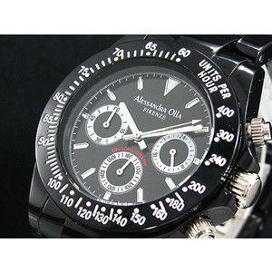 アレッサンドラ オーラ 腕時計 メンズ AO-11500-5|rcmdse