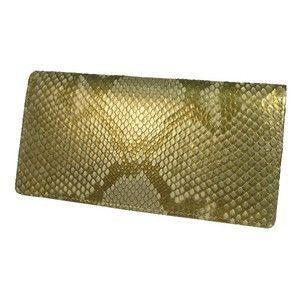 全品送料無料 錦ヘビ ゴールド無双 長財布 25%OFF さいふ サイフ メンズ 錦蛇革使用 日本製