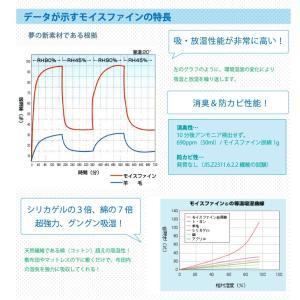 お得なダブルサイズ2枚セット 日本製 東洋紡 TOYOBO さらっとファイン モイスファイン ウオッシャブル 除湿シート ダブルサイズ 130×180cm|rcmdse|04