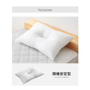ウォッシャブル枕 まくら 洗える枕 ウォッシャブルピロー テイジン 日本製 国産|rcmdse|02
