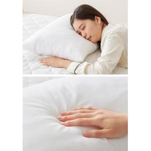 ウォッシャブル枕 まくら 洗える枕 ウォッシャブルピロー テイジン 日本製 国産|rcmdse|05