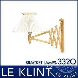 買収 セールSALE%OFF レ クリント LE KLINT レクリント BRACKET 照明 ブラケットランプ 北欧デザイン LAMPS 332O