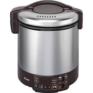 リンナイ ガス炊飯器 こがまる RR-100VMT DB 1...