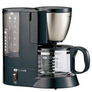象印 コーヒーメーカー 6杯 EC-AS60-XB ステンレスブラック