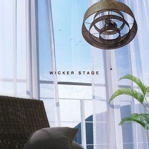 ペンダントライト Wicker stage L(ウィッカーステージ) 3灯照明|rcmdse