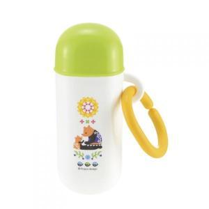 リッチェル キンプロ 赤ちゃんせんべいケース 筒タイプ MR ベビー|rcmdse