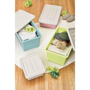 収納ボックス カラーピアンタ 奥行64cm 深型 3個組 プラスチック収納 収納ケース 収納BOX プラスチック 3個セット ピアンタ64 代引不可 rcmdse 02