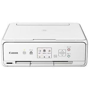 CANON インクジェット複合機 PIXUS TS5030 WHITE 1367C021 プリンタ複合機 ポイント10倍