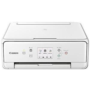 CANON インクジェット複合機 PIXUS TS6030 WHITE 1368C021 プリンタ複合機 ポイント10倍