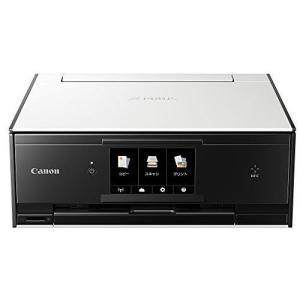 CANON インクジェット複合機 PIXUS TS9030 WHITE 1371C001 プリンタ複合機 ポイント10倍