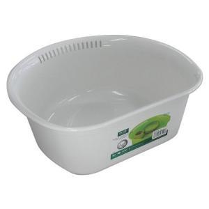 アスベル ポゼ 洗い桶(35型) W(ホワイト)|rcmdse