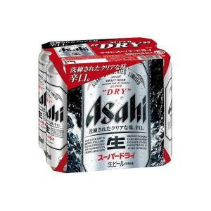 まとめ買い アサヒビール 株 アサヒ スーパードライ 6缶マルチパック 500mlX6 x4個セット まとめ お酒 アルコール 代引不可 rcmdse