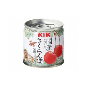 まとめ買い KK 国産 さくらんぼ EO SS2号缶 x6個セット 食品 まとめ セット セット買い 業務用 代引不可 rcmdse