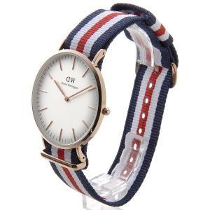 ダニエル・ウェリントン Daniel Wellington 腕時計 ウォッチ 0102DW クラシック カンタベリー クオーツ メンズ レディース rcmdse