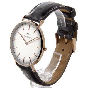 ダニエル・ウェリントン Daniel Wellington 腕時計 ウォッチ 0111DW クラシック ヨーク クオーツ レザー メンズ rcmdse