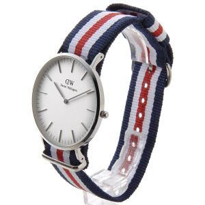ダニエル・ウェリントン Daniel Wellington 腕時計 ウォッチ 0202DW SS クラシック カンタベリー クオーツ メンズ レディース rcmdse
