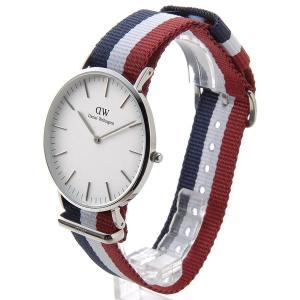 ダニエル・ウェリントン Daniel Wellington 腕時計 ウォッチ 0203DW SS クラシック ケンブリッジ クオーツ メンズ レディース rcmdse