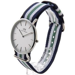 ダニエル・ウェリントン Daniel Wellington 腕時計 ウォッチ 0208DW SS クラシック ノッティンガム クオーツ メンズ レディース rcmdse