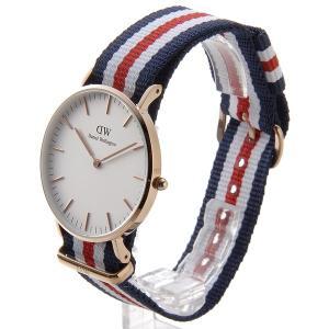 ダニエル・ウェリントン Daniel Wellington 腕時計 ウォッチ 0502DW クラシック カンタベリー クオーツ メンズ レディース rcmdse