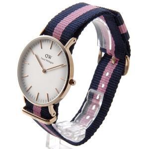 ダニエル・ウェリントン Daniel Wellington 腕時計 ウォッチ 0505DW クラシック ウィンチェスター クオーツ メンズ レディース rcmdse