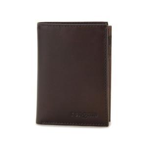 renoma レノマ 二つ折り財布 9006 002 メンズ 牛革 レザー カードウォレット ブラウン|rcmdse