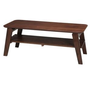 カントリーテーブル◎収納棚付【テーブル】【収納】【北欧風】 家具 テーブル ローテーブル NK-9003-1 代引不可|rcmdse
