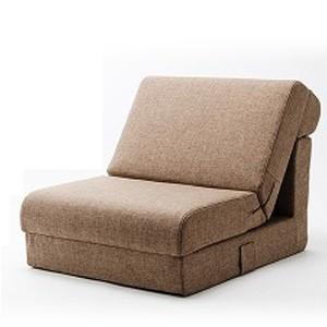 日本製 国産 ソファベッド 折りたたみ 寝心地 快適 座椅子 コンパクト 和楽の千鳥1P 1人掛 ソファ ベッド A429-S-1P 代引不可|rcmdse
