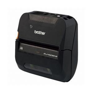 ブラザー工業 本日限定 4インチ感熱モバイルプリンター ラベル 高価値 レシート兼用モデル USB 代引不可 RJ-4230B Bluetooth