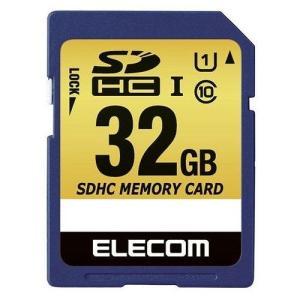 エレコム SDHCカード/車載用/MLC/UHS-I/32G...