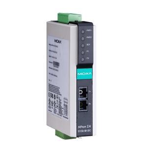 MOXA MOXA1 価格 交渉 送料無料 1ポート RS-232C 422 485 引き出物 工業用シリアルデバイスサーバ 光絶縁 KV NPORT 代引き不可 2 IA- シングルモードSC