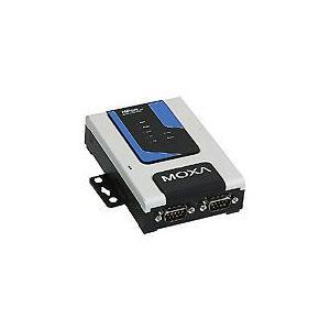 売れ筋 MOXA MOXA1 2ポート RS-232 422 485 セキュアデバイスサーバ 100VA セットアップ 代引き不可 SCコネクタ 12-48VDC マルチモードファイバ