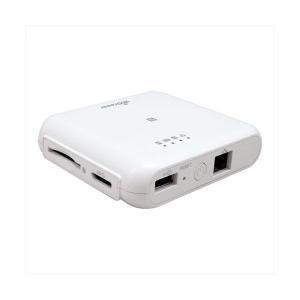 ラトックシステム Wi-Fi SDカードリーダー 5GHz 433Mbpsモデル ホワイト REX-WIFISD2 代引不可 ポイント10倍