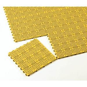 テラモト タッチマットツー 黄色 MR-064-176-5 床材用品・スノコ|rcmdse