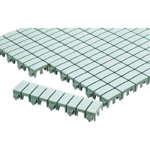 テラモト エコTKブロックスノコ グリーン MR-110-073-1 床材用品・スノコ|rcmdse